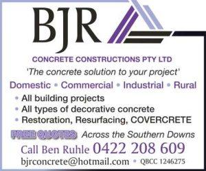 BJR Concrete Constructions