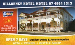 Killarney Hotel Motel
